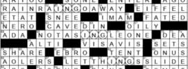 LA Times Crossword Answers Sunday February 21st 2021